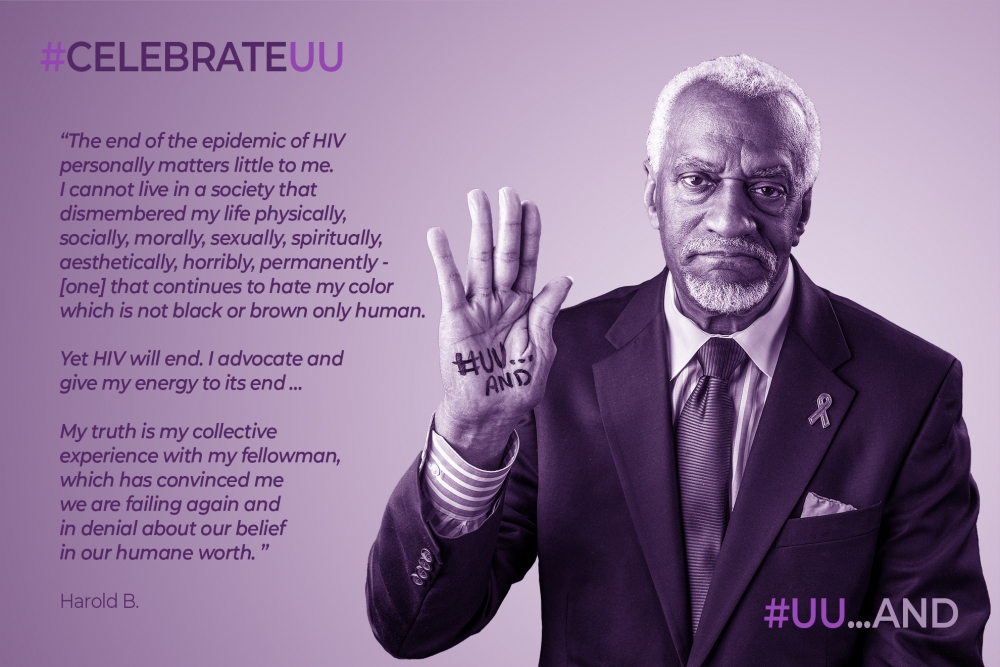 Harold B. #UUAND...